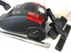 ASPIRATEUR HOME ROUGE
