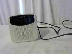 RADIO REVEIL SONY