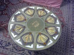 TABLE BASSE R.CORROYEZ 60' 70'
