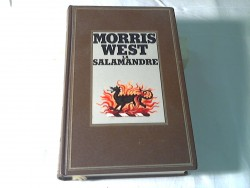 MORRIS WEST LA SALAMANDRE