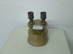 ANCIENNE LAMPE A PETROLE